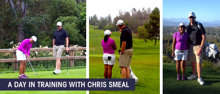 a day in training with chris smeal